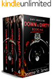 Down & Dirty: Books 4-6: Dirty Angels MC (Dirty Angels MC Series Box Set Book 2)