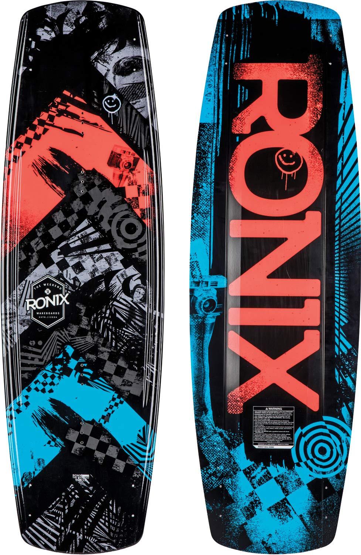 Ronix ウェイクボード - ブレム - ウィークエンド - ブラック/ブルー/カフェイン済み - 143