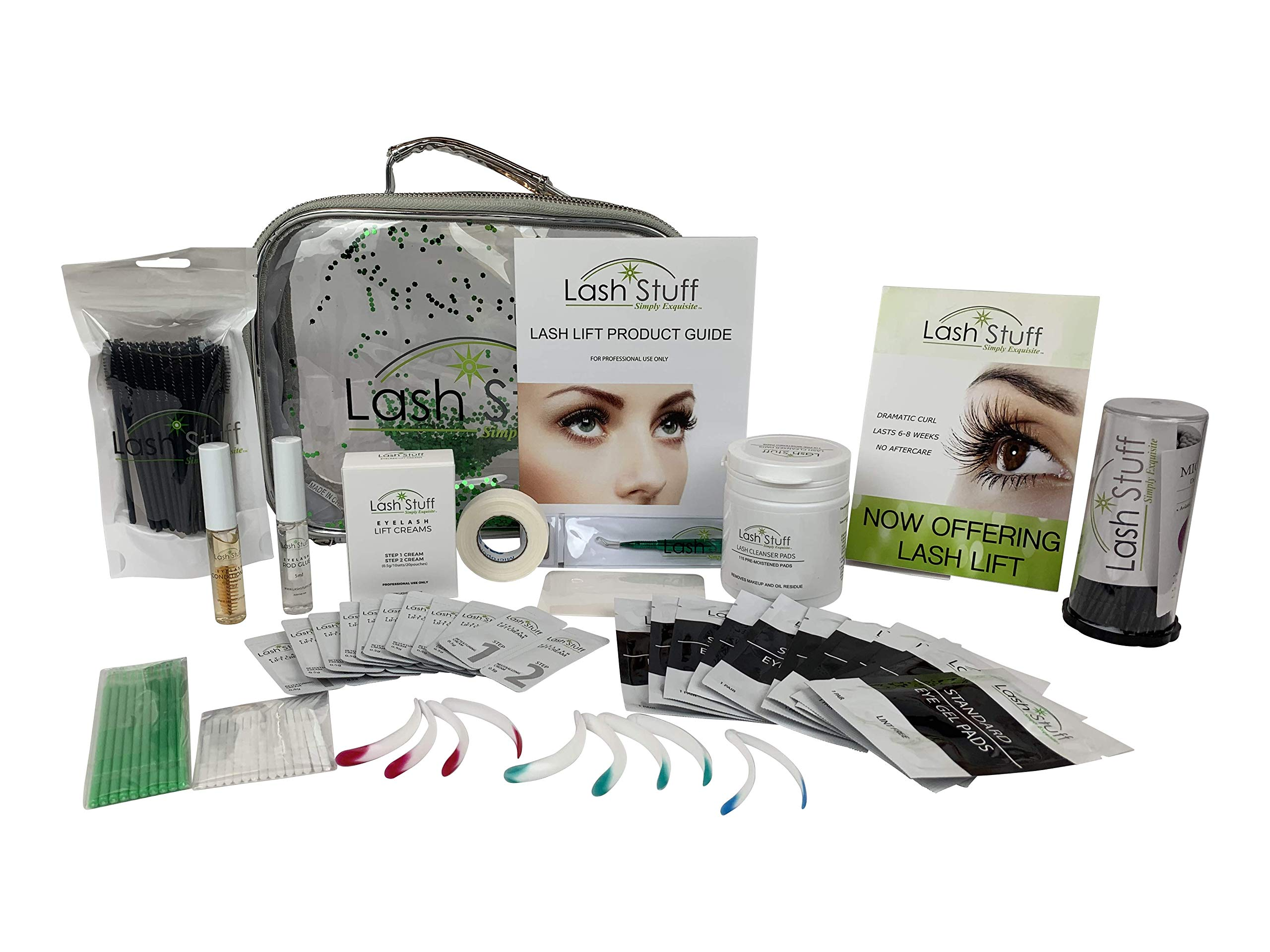 Lash Lift Kit with Keratin by Lash Stuff Simply Exquisite