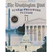 The Washington Post Sunday Crossword Puzzles, Volume 11