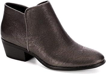 960704eaa66 XAPPEAL Womens Stewart Low Heel Ankle Cut Bootie Shoes