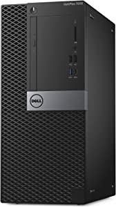 Dell Optiplex 7050 | Intel 7th Gen i7-7700 Quad Core | 16GB DDR4 | 256GB SSD | Win 10 Pro | Mini Tower (Renewed)