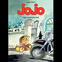 Jojo - Tome 12 - Au pensionnat (French Edition)