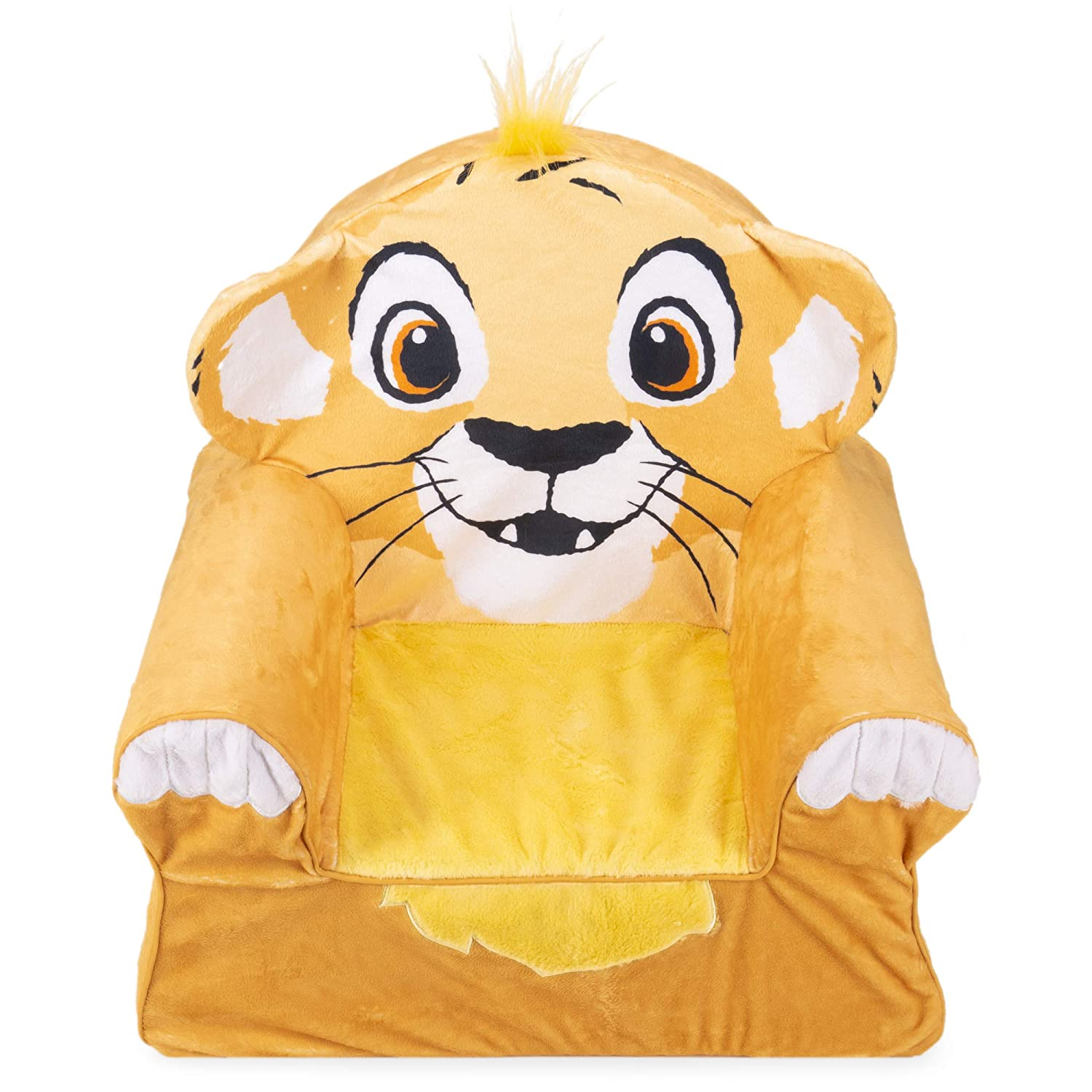 Marshmallow Furniture, Children's Foam Comfy Chair, The Lion King, by Spin Master