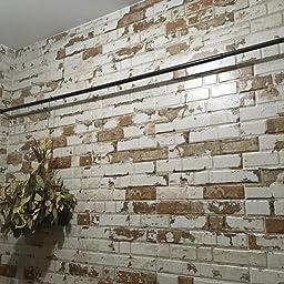 AmazonBasics - Barra de tensión para cortina de ducha, 61 a 91 cm, níquel: Amazon.es: Hogar