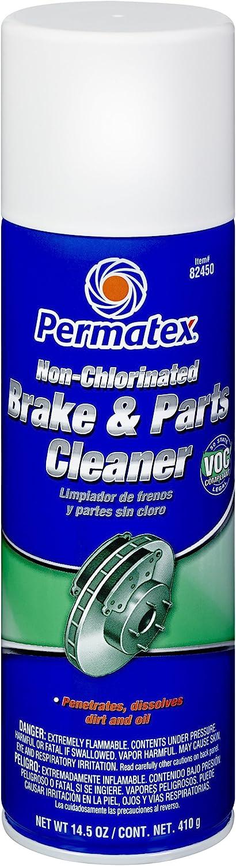 Permatex 82450 Non-Chlorinated Brake and Parts Cleaner, 14.5 oz.