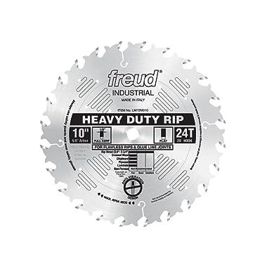 Freud 10  x 24T Heavy-Duty Rip Blade (LM72M010)