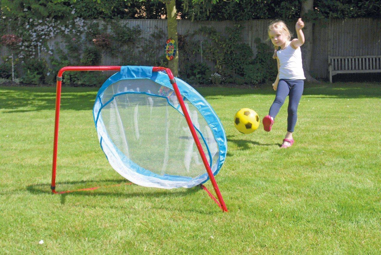Fangnetz mit Ständer / Material: Stahlrohrgestell, Netz aus Nylongewebe / Maße: Netz Ø 90 cm, Ständer: 90 x 70 cm / 3+