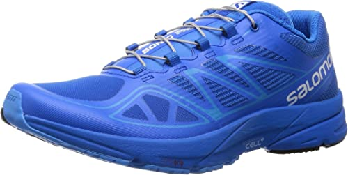 SALOMON L37916800, Chaussures de Trail Homme, Bleu Union