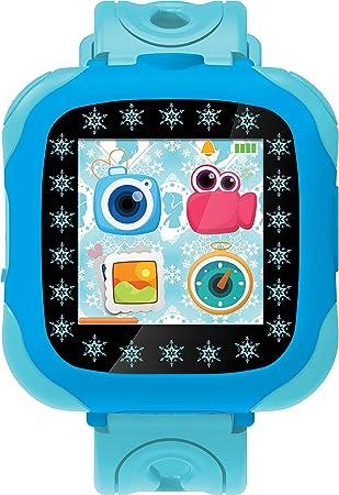 Amazon.es: Disney Frozen Reloj, cámara smartwatch, Color Azul (Lexibook DMW100FZ)