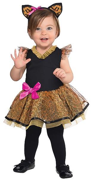 Amscan Halloween-Kostüm für Babys, für Mädchen, Design: Niedliche ...