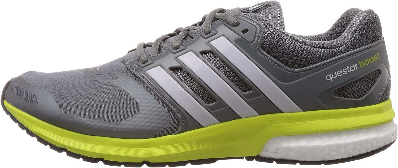 ZAPATILLA RUNNING ADIDAS QUESTAR BOOST TF M M29529 - 45263, Grey, 42: Amazon.es: Zapatos y complementos