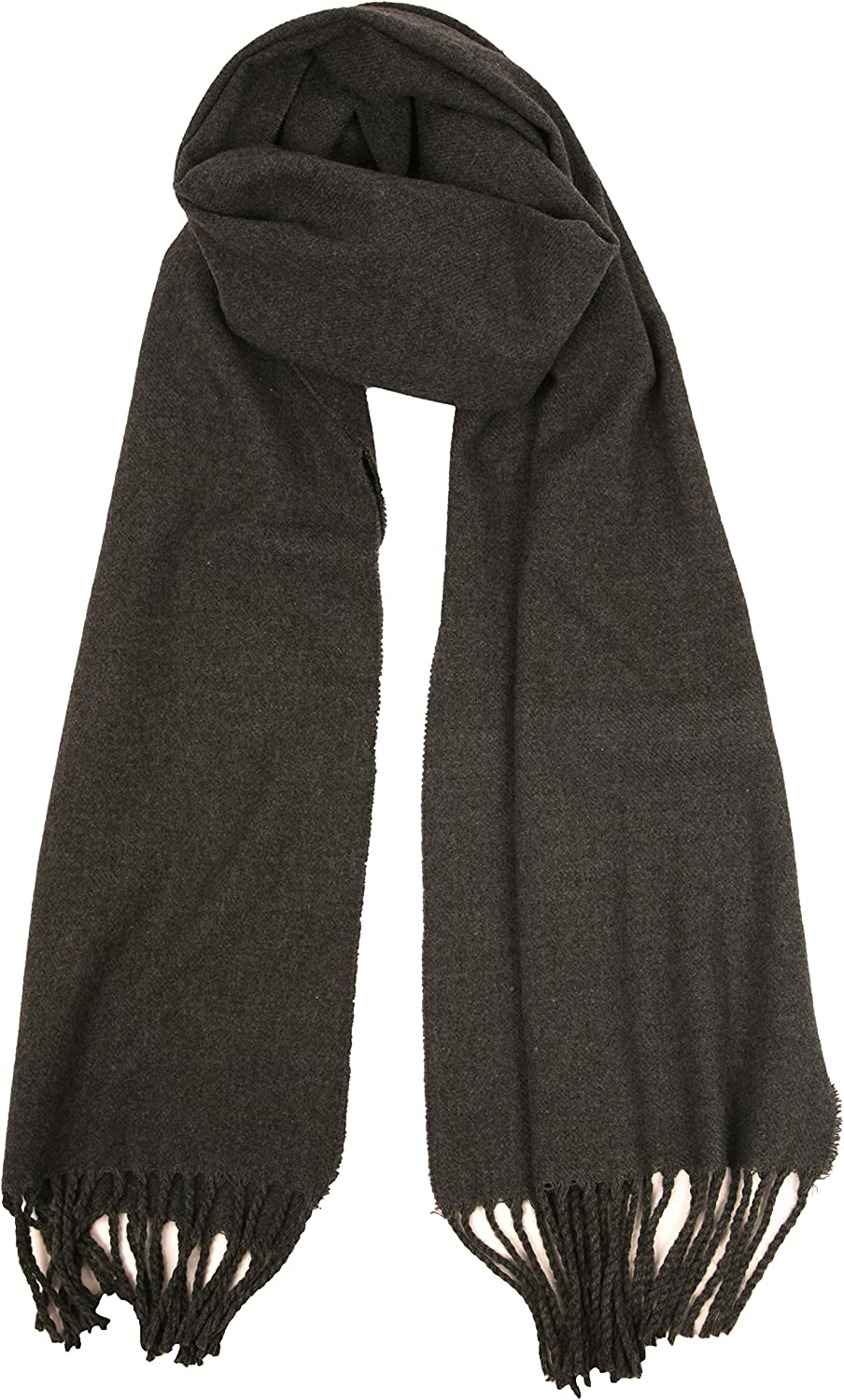 Love Lakeside-Cashmere Feel Winter Solid Color Scarf