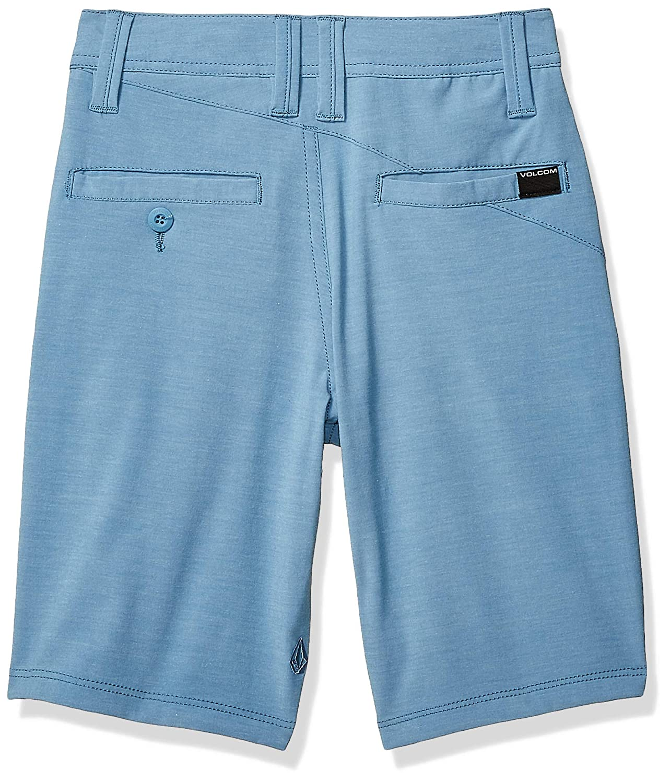 Volcom Big Boys Frickin SNT 18 Hybrid Short Vintage Blue 23