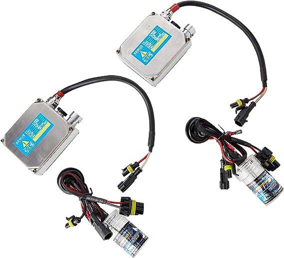 Digital 12V CANBUS Xenon Kit Nachr/üstsatz H13 8000 Kelvin