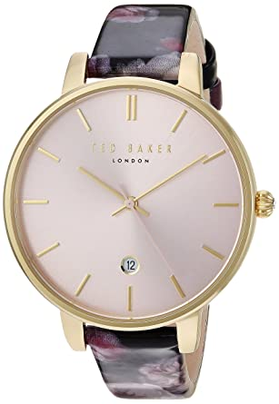 9dcc1d329 Buy Ted Baker Analog Pink Dial Women s Watch-TE15092001 Online at Low  Prices in India - Amazon.in