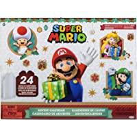 Super Mario Advent Calendar Limited Christmas Edition! - Never Before Seen Santa Mario, Snowman Mario & Luigi [Amazon…