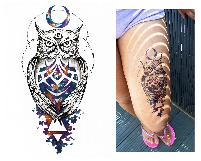 Tatuajes temporales Tempo rary Tattoo Fake Tattoo – dreiäugige ...
