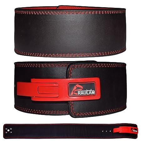 RAULAM INTERNATIONAL Lever Belt -Weight Lifting Lever Belt Power Lifting Lever Belt Buckle Belt – Weight Lifting Belt