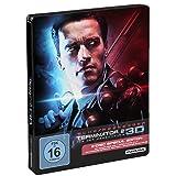 Terminator 2  (Steelbook, inkl. 2D) [3D Blu-ray]