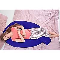 Hometex moderskapskudde Pillow & Case BLÅ