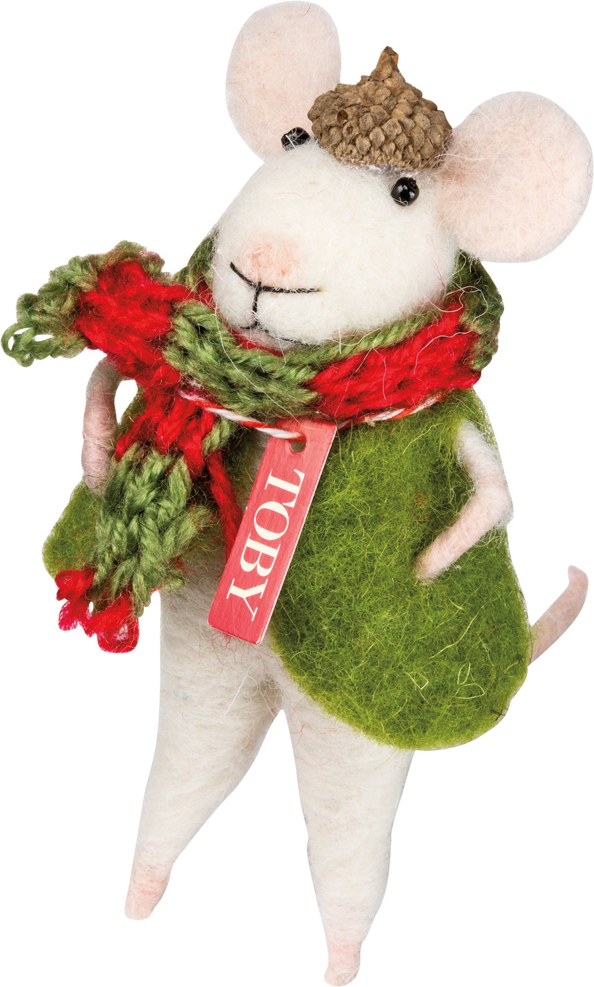 Mouse - Toby (Boy) SIZE: 4.50'' Tall