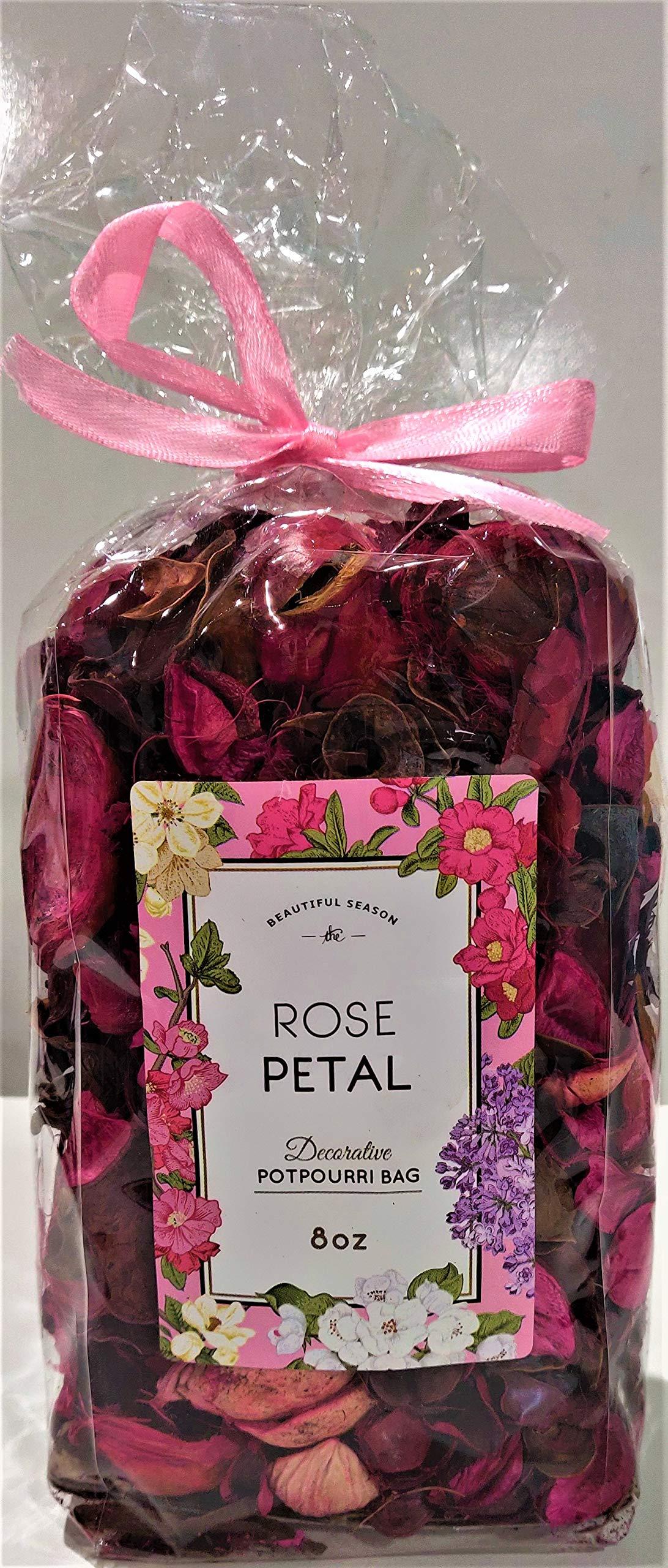 Beautiful Season Decorative Potpourri Bag - 8oz - Rose Petal by Beautiful Season (Image #1)