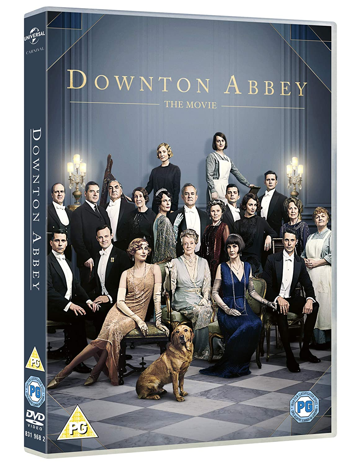 New Dvd Releases January 2020.Downton Abbey The Movie Dvd 2019 Amazon Co Uk Dvd