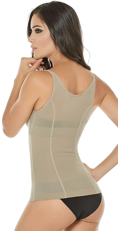 ShapEager Shapewear Skin Care Bodysuit Breast Enhance T-Shirt Faja Colombiana 1720_BSF_8