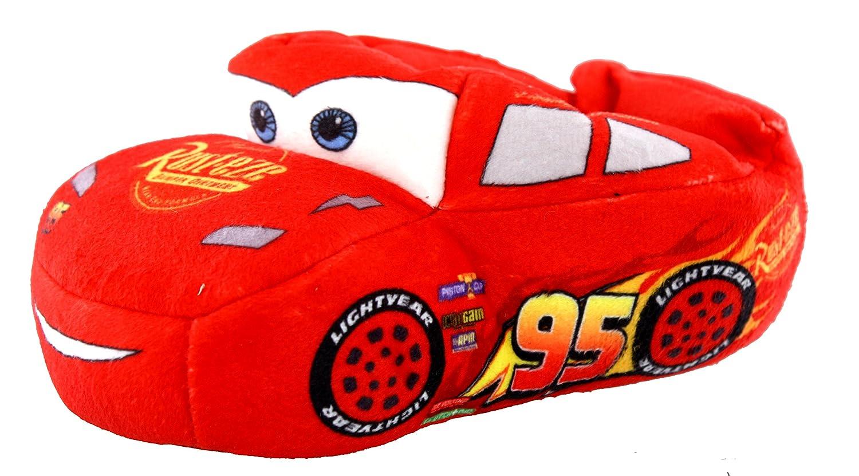 Favorite Characters Mens Cars Slipper (Toddler/Little Kid)