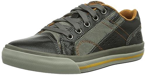 skechers Diamondback - Zapatillas de Deporte para niño, Color Azul, Talla 33: Amazon.es: Zapatos y complementos
