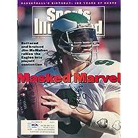 $58 » Jim McMahon Signed 12/2/91 SI Magazine Autograph Auto PSA/DNA AH30511 - Autographed NFL Magazines