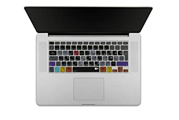 /Abdeckung f/ür Apple-Tastaturen Key Pro/ Artikel PRO X QWERTY