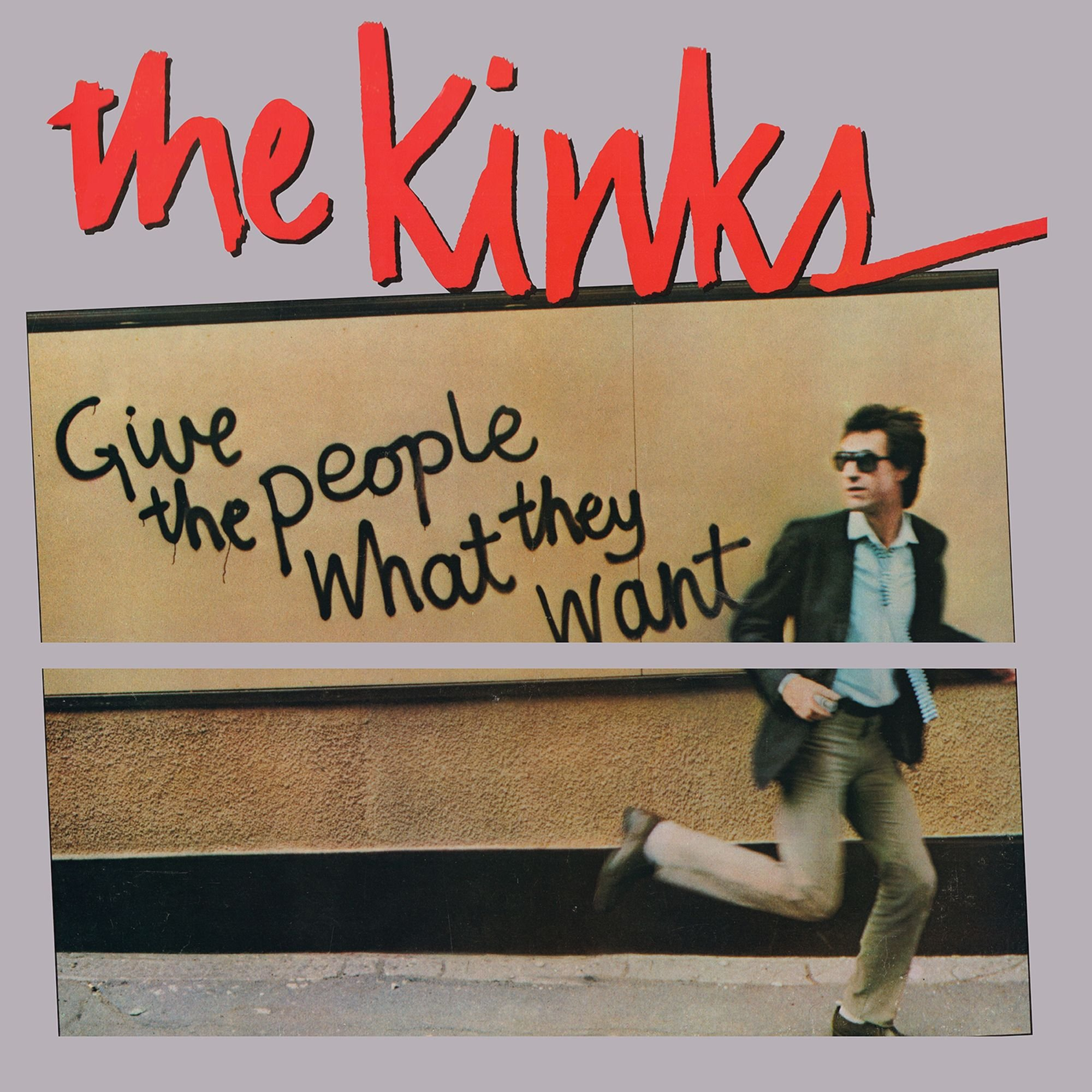 Vinilo : The Kinks - Give The People What They Want (LP Vinyl)