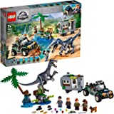 LEGO Jurassic World Baryonyx Face-Off: The Treasure Hunt 75935 Building Kit