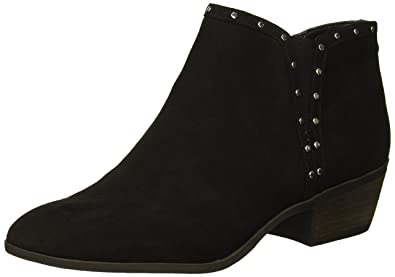 b562b506f46df0 Circus by Sam Edelman Women s Phyllis Ankle Boot Black Microsuede 6 M US
