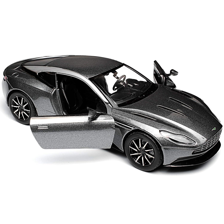 Aston Martin DB11 orange 1:24 Motor Max Modellauto