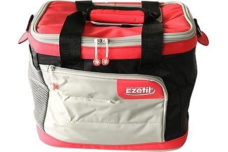 Bolsa nevera EZetil KC Freestyle 17,9 L rojo gris enfriamiento ...