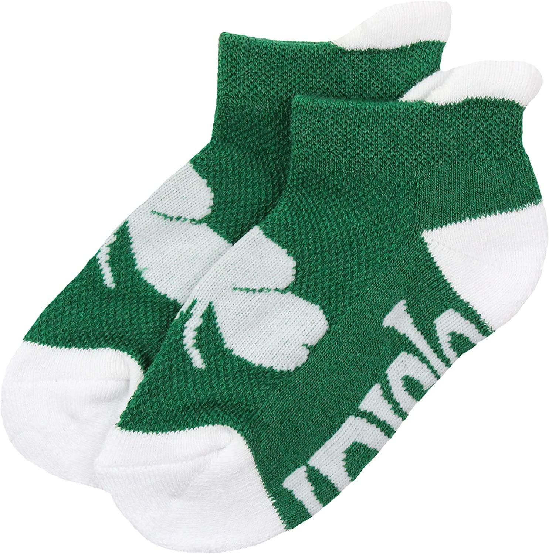 Green 3-5 Years NCAA Notre Dame Fighting Irish Youth Footie Socks
