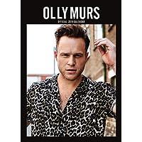 Olly Murs Official 2019 Calendar - A3 Wall Calendar Format