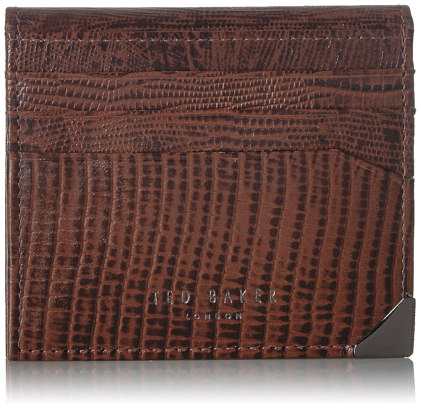 Ted Baker Men's Liztay Wallet Ted Baker Men's LIZTAY tan ONE Size