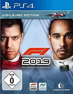 F1 2019 Jubiläums Edition (PS4)