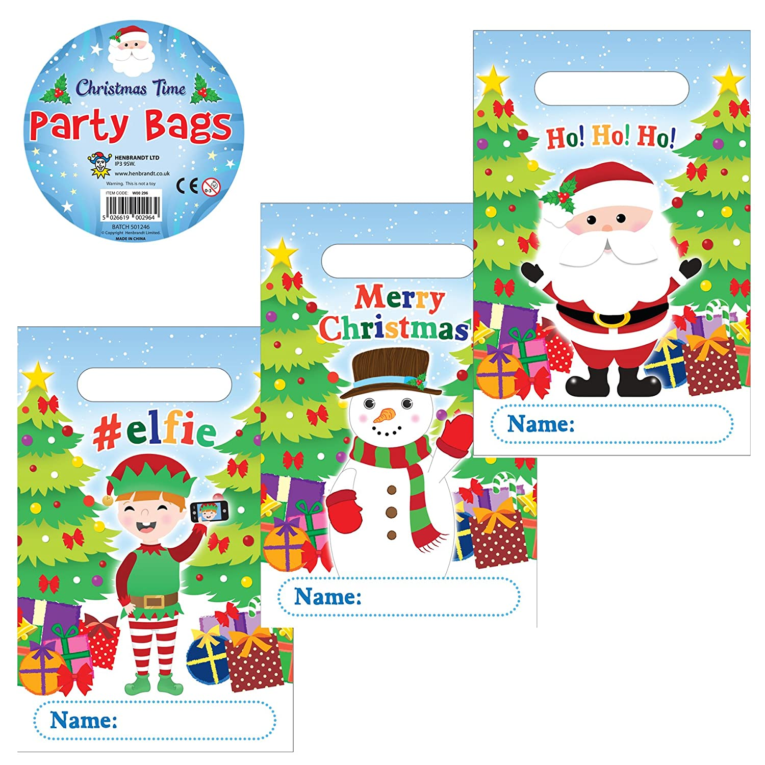 Kids Christmas Party Stocking Filler Loot Toys Favours Games