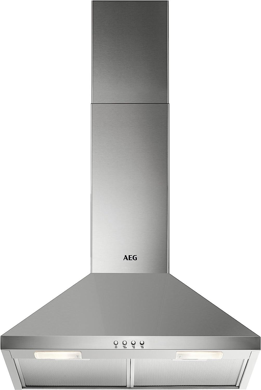 AEG DKB2630M De pared Acero inoxidable 420m³/h D - Campana (420 m³ ...