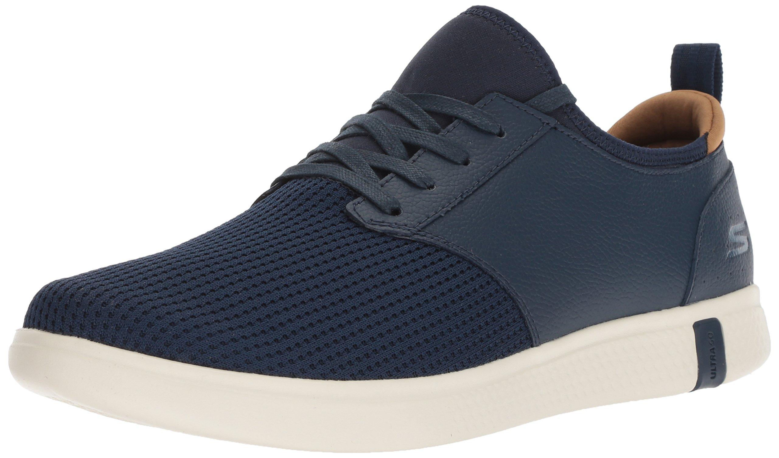 Skechers Men's Glide 2.0 Ultra 55461 Sneaker, Navy, 12 M US