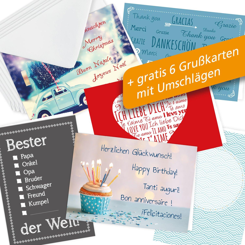 Geburtstagsgeschenke Bester Lehrer - Bier Geschenk Box + gratis ...