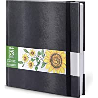 """Ohuhu Marker Pads Art Sketchbook, 8.3""""×8.3"""", Portable Square Size, 120 Lb/200 Gsm Heavy Smooth Drawing Papers, 78…"""