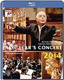 Neujahrskonzert 2014 \ New Year'S Co Ncert 2014 [Blu-ray]