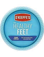 O'Keeffe's for Healthy Feet Foot Cream, 3.2 oz, Jar