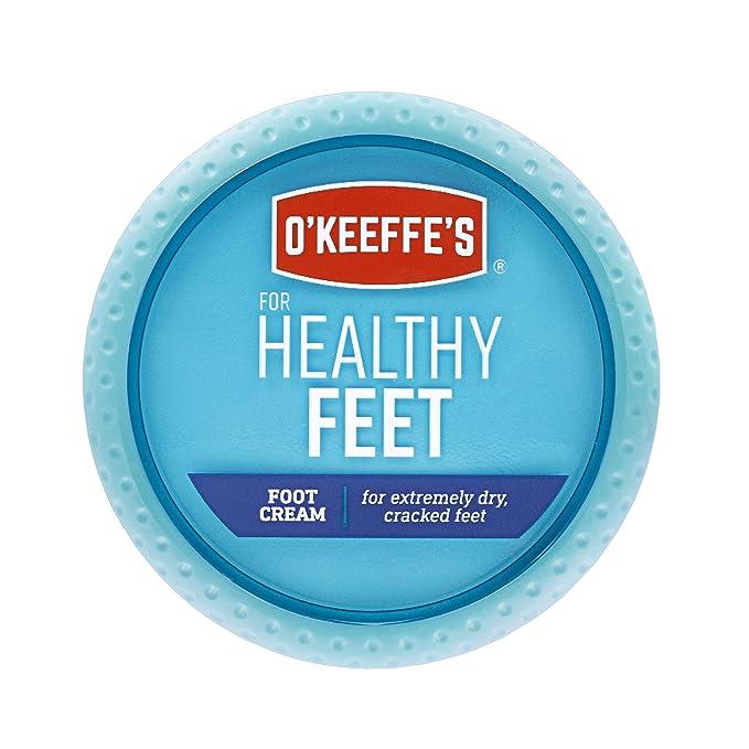 O'Keeffe's Healthy Feet Foot Cream, 3.2 ounce Jar   Amazon